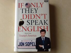 If only they didn't speak English by Jon Sopel