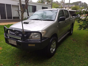 Toyota hilux 2008 turbo diesel Port Macquarie Port Macquarie City Preview
