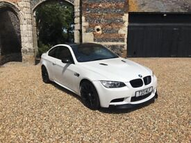 2010 BMW M3 DCT 4.0L V8 (TOP SPEC, 2 KEYS, FSH)