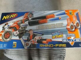 Nerf rhino fire elite