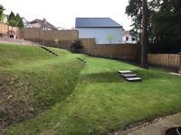 Grass Cutting, Lawn Care and Garden Maintenance