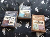 FISHERMANS HAND BOOKS