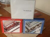 3 Beatles cds