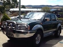 2006 Nissan Navara 4x4 ST-R 3L TD Midway Point Sorell Area Preview
