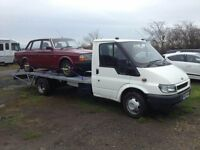 Ashley Classic's Vehicle Transport & Recovery