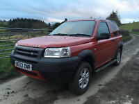 Land Rover Freelander 1.8 Massi (Petrol)