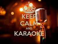 Karaoke hire and disco/singer