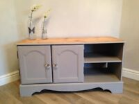 Solid Pine Unit - Professionally Painted