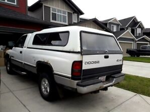 1997 Dodge Ram 1500 extended cab