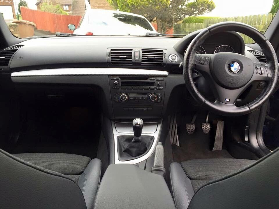 bmw 1 series m sport coupe 2010 in kingswood bristol gumtree. Black Bedroom Furniture Sets. Home Design Ideas