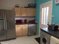 3 bed end terrace Maddiston for swap