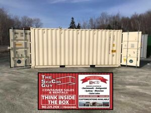 SEA CAN / SHIPPING CONTAINERS FOR SALE. NEW AND USED.