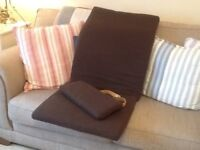 BRAND NEW IKEA POANG CUSHION AND COVER