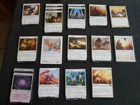 Magic the gathering white rares bundle