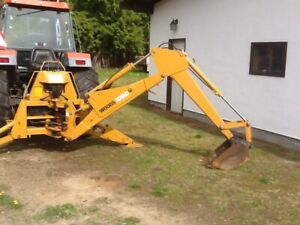 Woods Backhoe | Kijiji - Buy, Sell & Save with Canada's #1 Local
