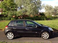 2008 58 Renault Clio 1.2 Keyless entry Half leather £2800 ono From July
