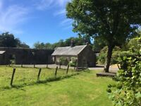 2 BED COUNTRY COTTAGE, NEAR STIRLING AVAILABLE NOW