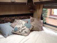 4 Berth caravan for sale.