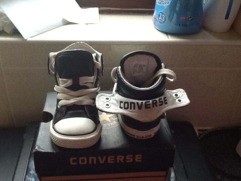 Original leather converse