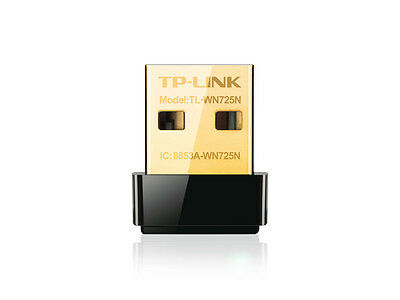 TP-LINK TL-WN725N USB Network Adapter