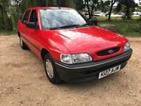 1993 Ford Escort getting rare in this condition