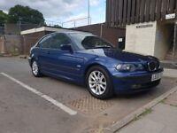 BMW 3 series compact e46 petrol 1.8 316ti