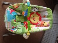 Fisher Price bouncing baby seat