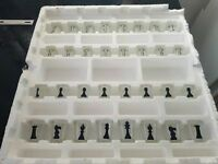 Gigantic Drinking Chess Board Game For Sale -Good Condition - 32 Shot Glass Pieces - Birmingham