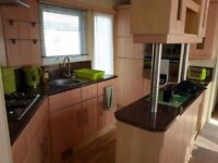 3 bed 8 birth gold caravan to rent in camber sands