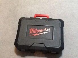 Milwaukee impact gun readvertised due to timewasters