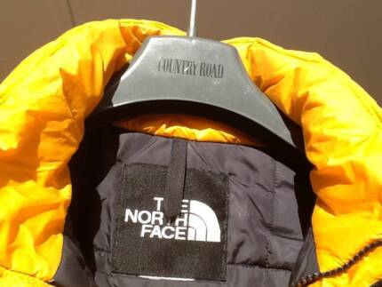 The North Face - Original 'High Visibility Outback' baffle jacket