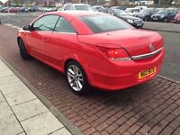 Vauxhall Astra Twin Top Convertible