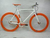 New NOLOGO Aluminium single speed & fixie bike/ road bicycles + 1year warranty 18a