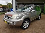 2002 Nissan X-trail Ti Luxury (4x4) T30 2.5L 4 CYL - AUTOMATIC Waratah Newcastle Area Preview