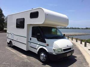 2004 Ford Transit Fully Self Contained Camper $49750 Murarrie Brisbane South East Preview