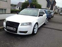 2L Audi a3 TDI 140 sport