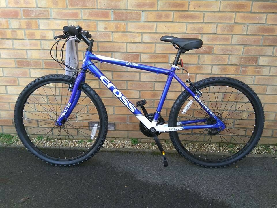 New Cross Lxt300 26 Quot Bike In Corby Northamptonshire