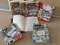 Tom gates books excellent condition