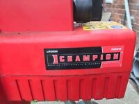 Lh2000 garden shredder 2000w in good working order