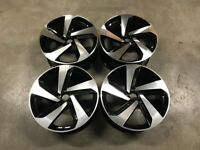 "18 19"" Inch VW Golf GTi Milton Style Wheels VW Golf MK5 MK6 MK7 Audi A3 Seat Leon Caddy 5x112"