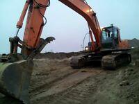 Excavator operator for hire!!!!!