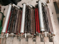 8 Blade DPA Reel Mower Greenmaster
