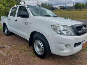 Hilux Dual Cab, turbo Diesel Gympie Gympie Area Preview