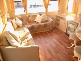 Sited Caravan, Holiday Home, Includes 2018 Site Fees, Onsite Facilities, 200m From Beach, Norfolk