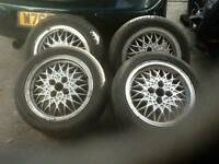 Original Alloy wheels