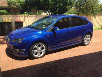 2007 Ford Focus XR5 Turbo Lake Illawarra Shellharbour Area Preview