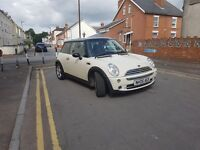 Mini Cooper 2006 12 Months M.O.T ONE OWNER Part Service History