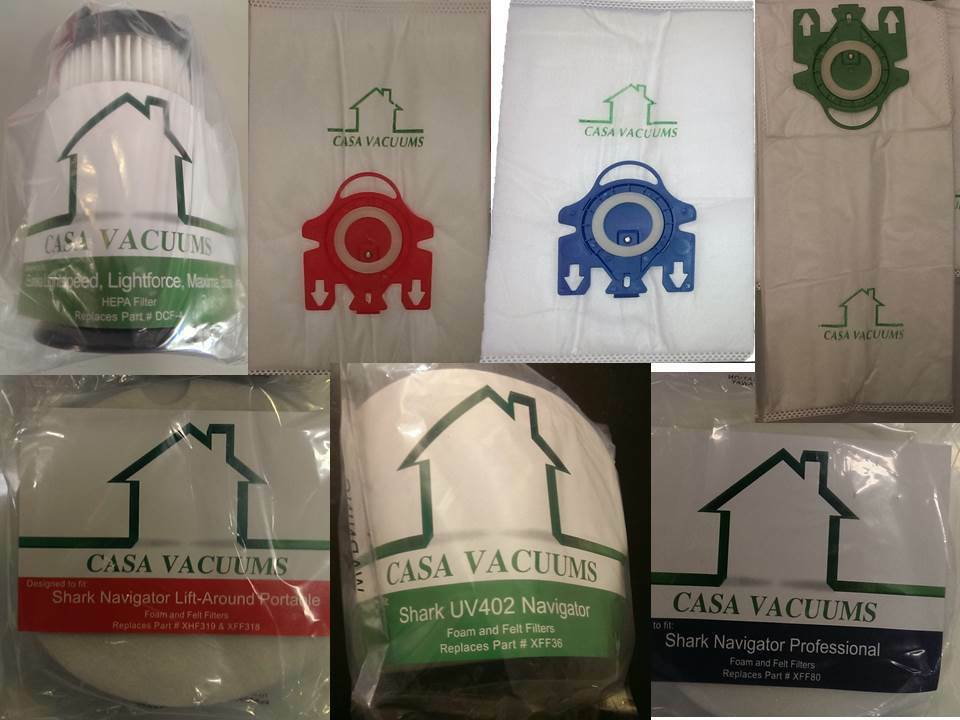 Casa Vacuums & More
