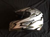 TAKACHI helmet size XL in good used condition