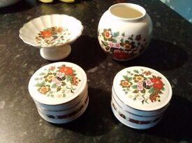Sadler pottery, made in England